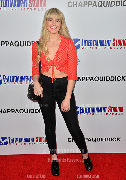 Rydel Lynch at the premiere for &quot;Chappaquiddick&quot; at the Samuel Goldwyn Theatre, Los Angeles, USA 28 March 2018<br /> Picture: Paul Smith/Featureflash/SilverHub 0208 004 5359 sales@silverhubmedia.com