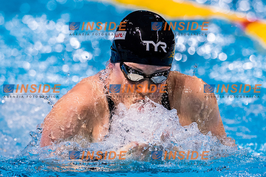 HANNIS Molly USA<br /> Women's 100m Breaststroke<br /> 13th Fina World Swimming Championships 25m <br /> Windsor  Dec. 9th, 2016 - Day04 Finals<br /> WFCU Centre - Windsor Ontario Canada CAN <br /> 20161209 WFCU Centre - Windsor Ontario Canada CAN <br /> Photo &copy; Giorgio Scala/Deepbluemedia/Insidefoto