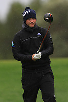 Ewen Ferguson (SCO) on the 10th tee during Round 4 of the Challenge Tour Grand Final 2019 at Club de Golf Alcanada, Port d'Alcúdia, Mallorca, Spain on Sunday 10th November 2019.<br /> Picture:  Thos Caffrey / Golffile<br /> <br /> All photo usage must carry mandatory copyright credit (© Golffile | Thos Caffrey)