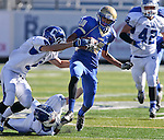 Images from the NIAA 4A northern region football championship game between Reed High and Carson High on Saturday, Nov. 26, 2011, in Reno, Nev. Reed won 49-0 advancing to the state title game next Saturday against Bishop Gorman. .Photo by Cathleen Allison