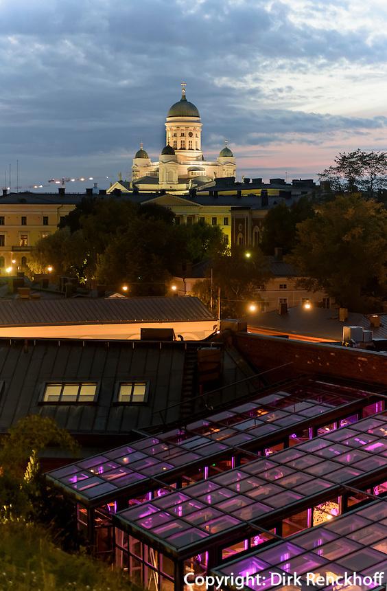 Dom in Helsinki, Finnland