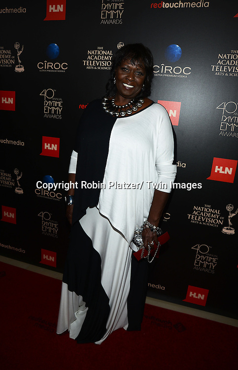 Aloma Wright attends The 40th Annual Daytime Emmy Awards on<br />  June 16, 2013 at the Beverly Hilton Hotel in Beverly Hills, California.