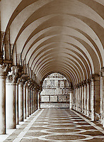 Doge's Palace, Palazzo Ducale - Venice, Italy