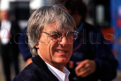 27.07.2001  F1 Chief Bernie Ecclestone  (England)