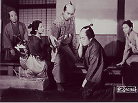 The Crucified Lovers (1954) <br /> (Chikamatsu monogatari)<br /> *Filmstill - Editorial Use Only*<br /> CAP/KFS<br /> Image supplied by Capital Pictures