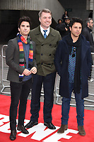 Kelly Jones (Stereophonics)<br /> at the &quot;Jawbone&quot; premiere held at the bfi, South Bank, London. <br /> <br /> <br /> &copy;Ash Knotek  D3263  08/05/2017