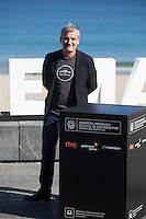 Movie director Asier Altuna poses during `Amama´ film presenation at 63rd Donostia Zinemaldia (San Sebastian International Film Festival) in San Sebastian, Spain. September 21, 2015. (ALTERPHOTOS/Victor Blanco) /NortePhoto.com