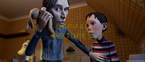 DJ (Mitchel Musso) .in Monster House.*Filmstill - Editorial Use Only*.CAP/NFS.Supplied by Capital Pictures.