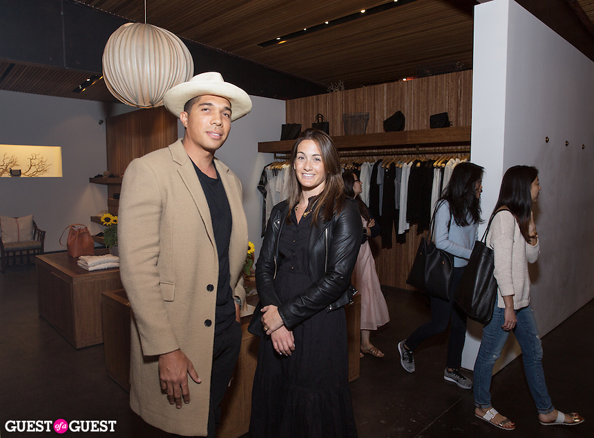 West Hollywood Design District A Street Af(fair) Opening Party