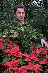 Federico Ratti .Il fioraio di Madonna, Madonna  florist