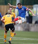 Big Jig tackles Peter Watson