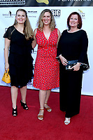 LOS ANGELES - SEP 27:  Ashley Maria, Crystal Lentz, Lea-Ann Berst at the 2019 Catalina Film Festival - Friday at the Catalina Bay on September 27, 2019 in Avalon, CA
