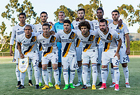 Carson, CA - Wednesday June 28, 2017: The Los Angeles Galaxy defeated Sacramento Republic FC 2-0 in an U.S. Open Cup game at StubHub center Track & Field stadium.