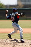 Francisco Jimenez -Cleveland Indians - 2009 extended spring training.Photo by:  Bill Mitchell/Four Seam Images