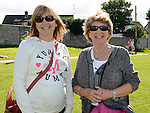 Ann Fallon and Anne Cooney pictured at the Gathering at Boyne RFC. Photo:Colin Bell/pressphotos.ie