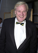 Chris Matthews attends a party prior to the annual White House Correspondents Association Dinner in Washington, D.C. on April 28, 2001.<br /> Credit: Ron Sachs / CNP