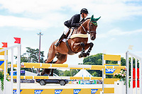 AUS-Bill Levett rides Shannondale Titan during to the CIC3* ERM Showjumping. 2017 FRA-Haras de Jardy International Eventing Show. Versailles, France. Sunday 16 July. Copyright Photo: Libby Law Photography