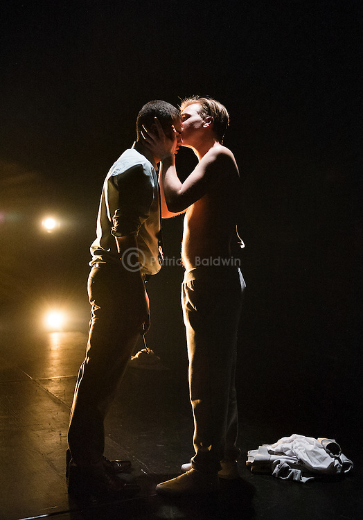 """The Royal Central School of Speech and Drama. """"Equus"""" by Peter Shaffer. Directed by Geoffrey Colman. Performed by BA Acting students."""