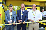 Official opening ceremony of the Tour Village before Stage 1 of the 2019 Tour de France running 194.5km from Brussels to Brussels, Belgium. 6th July 2019.<br /> Picture: ASO/Olivier Chabe | Cyclefile<br /> All photos usage must carry mandatory copyright credit (© Cyclefile | ASO/Olivier Chabe)