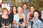 Pictured at the launch of B Slim exclusive to Horans Health Store ar the official launch in Rock Street on Friday were Aine Nolan, Kay Hurley, store Manager, Sandra Breen, Regional Manager, Javey Fennelly, B Life Products, Deirdre Murphy, and Kerrie McCord.