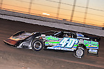 Feb 17, 2014; 6:25:19 PM;  Barberville, FL, USA;  World of Outlaws Late Model Series for 43rd Annual DIRTcar Nationals presented by Summit Racing Equipment at Volusia Speedway Park.  Mandatory Credit: (thesportswire.net)