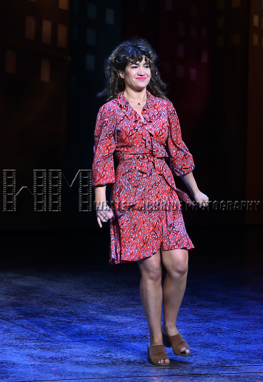 """Sarah Stiles during the Broadway Opening Night of """"Tootsie"""" at The Marquis Theatre on April 22, 2019  in New York City."""