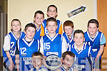 The Strand Road team who played in the under 13 Boys Basketball Community Games in Castleisland last Sunday morning. Front l-r: Gavin OBrien and Jack Savage. Middle row l-r: Ciaran Moss, Ciaran OConnor and Daniel Finnegan. Back row l-r: Bobby OKeeffe, Padraig Murphy, Cormac Coffey, Derek Horgan and Ronan Kinsella..
