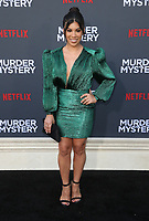 "10 June 2019 - Westwood, California - Chrissie Fit. Netflix's ""Murder Mystery"" Los Angeles Premiere held at Regency Village Theater. Photo Credit: Faye Sadou/AdMedia"