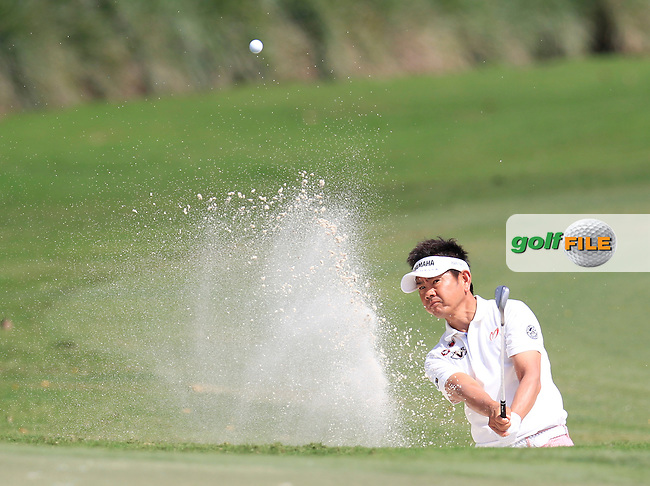 Hiroyuki Fujita (JAP) during the 1st round at the WGC Cadillac Championship, Blue Monster, Trump National Doral, Doral, Florida, USA<br /> Picture: Fran Caffrey / Golffile