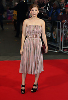 Kate Mara at the BFI London Film Festival - Film Stars Don't Die In Liverpool - The Mayfair Hotel Gala, Odeon Leicester Square, London on October 11th 2017<br /> CAP/ROS<br /> &copy; Steve Ross/Capital Pictures