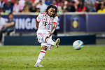 Bayern Munich Midfielder Renato Sanches attempts a kick during the International Champions Cup match between FC Bayern and FC Internazionale at National Stadium on July 27, 2017 in Singapore. Photo by Marcio Rodrigo Machado / Power Sport Images