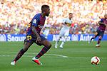 53e Trofeu Joan Gamper.<br /> FC Barcelona vs Club Atletico Boca Juniors: 3-0.<br /> Samuel Umtiti.