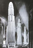 Hugh Ferriss:  Photo '75.