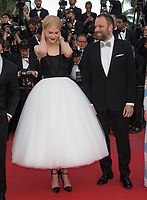Nicole Kidman &amp; Yorgos Lanthimos at the premiere for &quot;The Killing of a Sacred Deer&quot; at the 70th Festival de Cannes, Cannes, France. 22 May 2017<br /> Picture: Paul Smith/Featureflash/SilverHub 0208 004 5359 sales@silverhubmedia.com