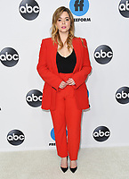 05 February 2019 - Pasadena, California - Sasha Pieterse. Disney ABC Television TCA Winter Press Tour 2019 held at The Langham Huntington Hotel. <br /> CAP/ADM/BT<br /> &copy;BT/ADM/Capital Pictures