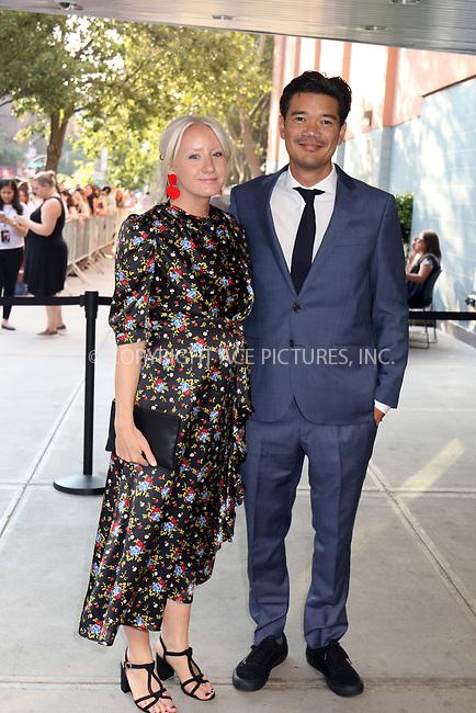 www.acepixs.com<br /> <br /> August 9, 2017 New York City<br /> <br /> Destin Cretton (R) arriving at the premiere of 'The Glass Castle' on August 9, 2017 in New York City.<br /> <br /> By Line: Philip Vaughan/ACE Pictures<br /> <br /> <br /> ACE Pictures Inc<br /> Tel: 6467670430<br /> Email: info@acepixs.com<br /> www.acepixs.com