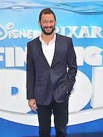 Dominic West at the &quot;Finding Dory&quot; UK film premiere, Odeon Leicester Square cinema, Leicester Square, London, England, UK, on Sunday 10 July 2016.<br /> CAP/CAN<br /> &copy;CAN/Capital Pictures ***USA and South America Only**