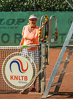 Hilversum, The Netherlands,  August 23, 2019,  Tulip Tennis Center, NSK, keeping score<br /> Photo: Tennisimages/Henk Koster