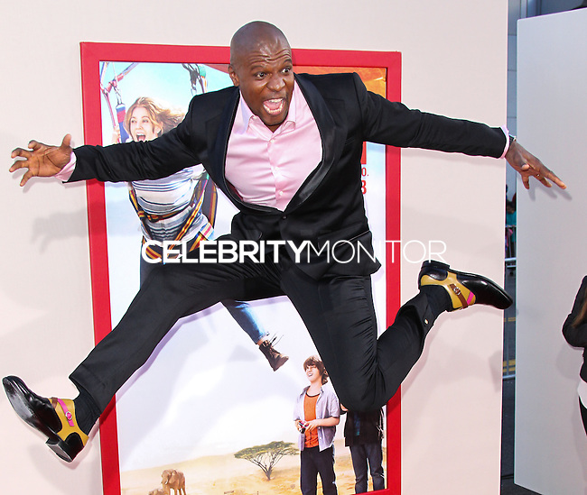 HOLLYWOOD, LOS ANGELES, CA, USA - MAY 21: Terry Crews at the Los Angeles Premiere Of Warner Bros. Pictures' 'Blended' held at the TCL Chinese Theatre on May 21, 2014 in Hollywood, Los Angeles, California, United States. (Photo by Xavier Collin/Celebrity Monitor)