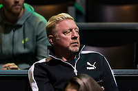 Rotterdam, Netherlands, 12 Februari, 2018, Ahoy, Tennis, ABNAMROWTT, Boris Becker<br /> Photo:tennisimages.com