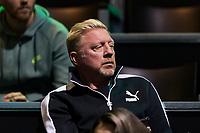 Rotterdam, Netherlands, 12 Februari, 2018, Ahoy, Tennis, ABNAMROWTT, Boris Becker<br /> Photo:tennisimages.com