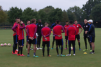 USMNT Training, October 8, 2016