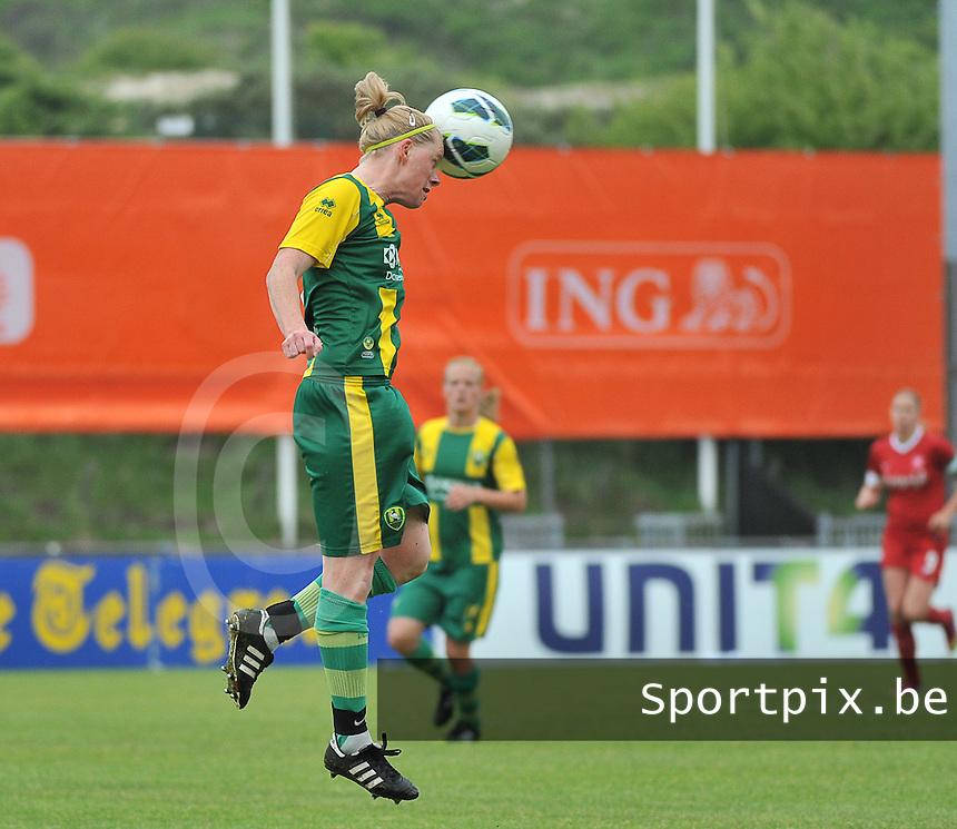 KNVB Beker Finale : ADO Den Haag - FC Twente : Sylvia Nooij<br /> foto DAVID CATRY / Nikonpro.be