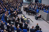 2018/01/31 Politik | Bundestag | Holocaust-Gedenken