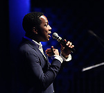 Leslie Odom Jr. during the Vineyard Theatre Gala honoring Colman Domingo at the Edison Ballroom on May 06, 2019 in New York City.