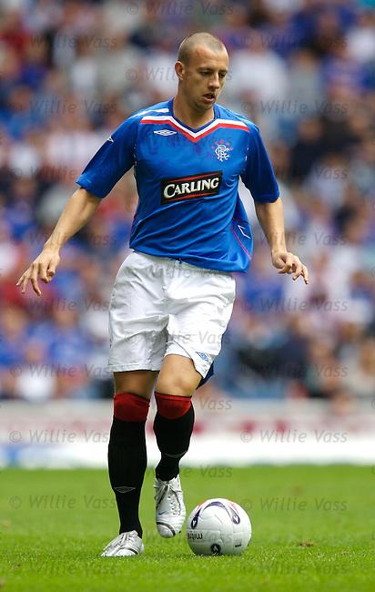 Alan Hutton, Rangers