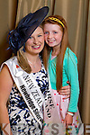 New Zealand Rose Lisa Bazalo with her rosebud Saoirse Curran at the Fels Point hotel on Friday.