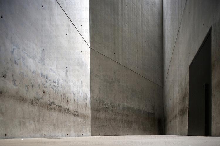 Holocaust Tower, Jewish Museum, Berlin, Germany