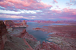 View of Lake Powell from Alstrom Point