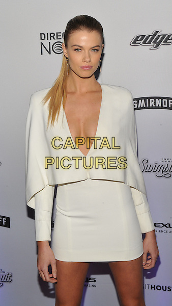 NEW YORK, NY - February 16: Hailey Clauson attend Sports Illustrated Swimsuit 2017 NYC launch event at Center415 Event Space on February 16, 2017 in New York City.<br /> CAP/MPI/PAL<br /> &copy;PAL/MPI/Capital Pictures